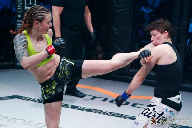 5 Strawweight Fighters Who Can Really Entertain the Fans