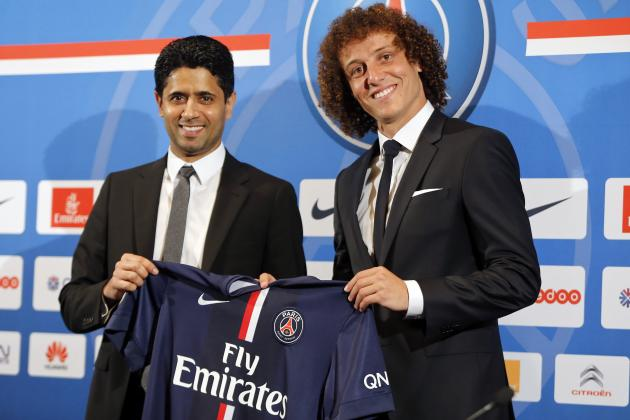 5 Reasons Why David Luiz Is a World-Class Defender and Worth His Transfer Fee
