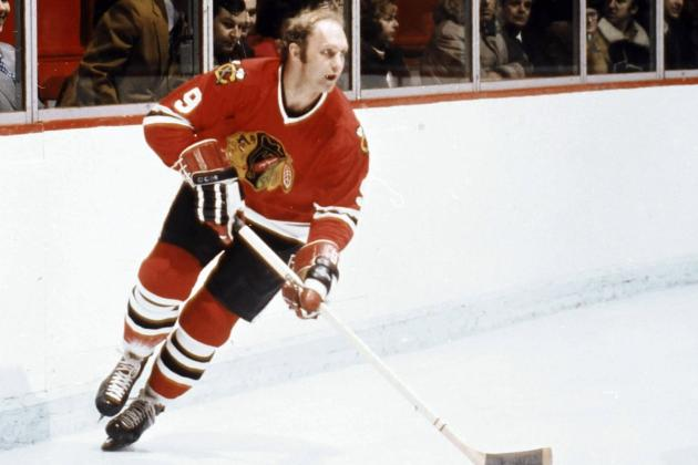 Ranking the 5 Greatest Players in Chicago Blackhawks History