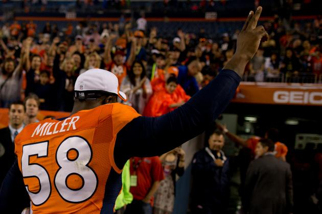 Top 5 Denver Broncos Players with Something to Prove This Season