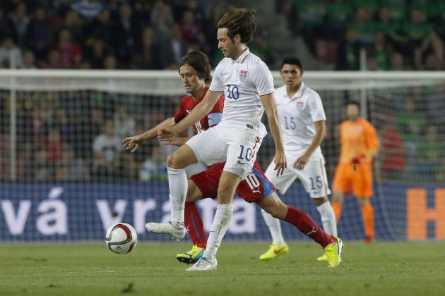 Czech Republic vs. USA: Winners and Losers from International Friendly