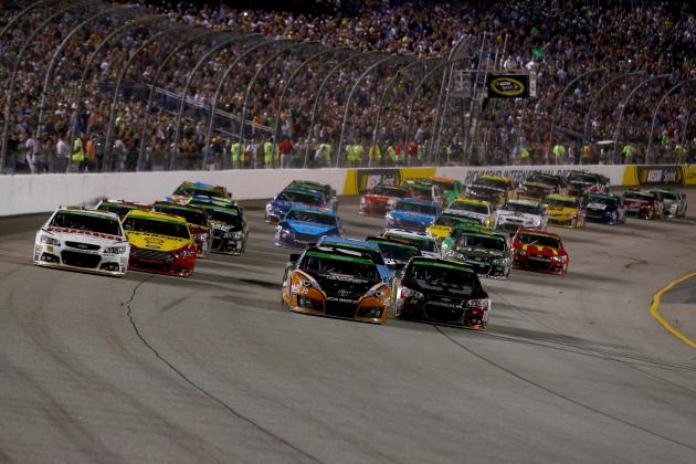 NASCAR at Richmond: Complete Preview and Prediction for Federated Auto Parts 400