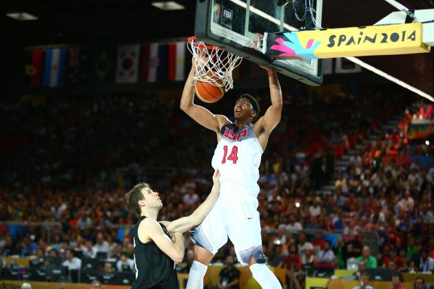 FIBA World Cup Group Play Turning into Highlight Show for Team USA