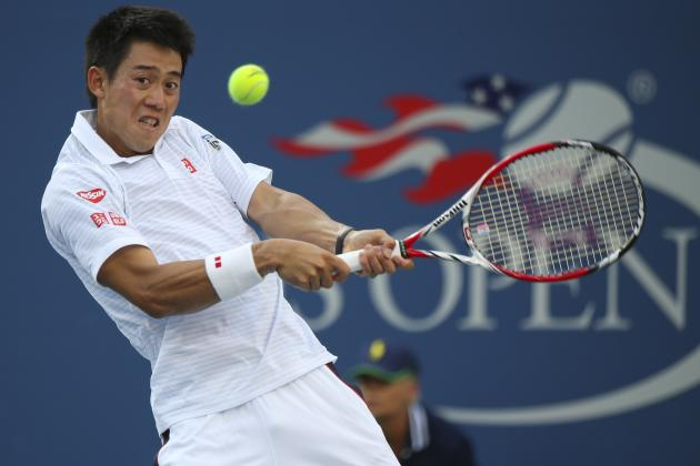 US Open 2014 Men's Semifinals: Nishikori vs. Djokovic Preview and Prediction