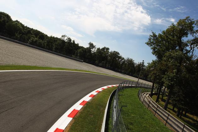 Monza's Parabolica and the 8 Greatest Corners on the F1 Calendar