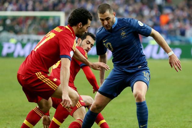 10 Key Battles in World Football for Weekend of September 4-8