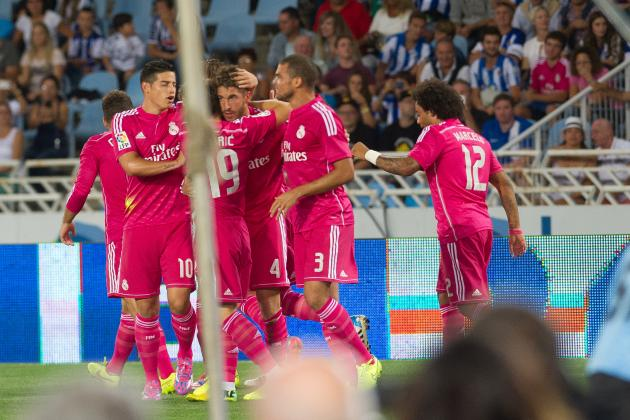 Real Madrid: Full Report Card for Every Position