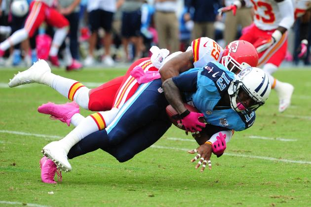 Titans vs. Chiefs: What Are the Experts Saying About Tennessee?