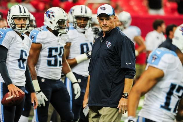 2014 Tennessee Titans Virtual Program: Depth-Chart Analysis and X-Factors