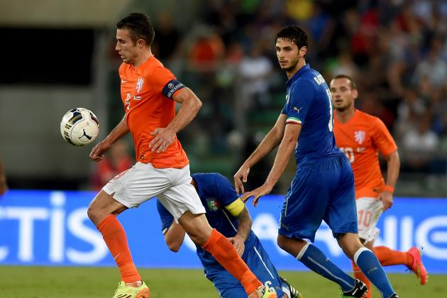 Italy vs. Netherlands: Winners and Losers from International Friendly