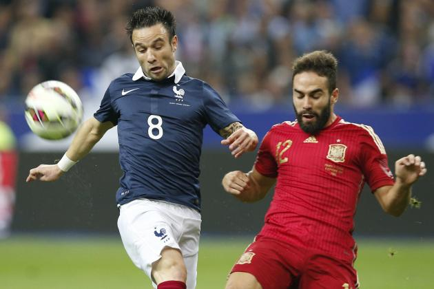 France vs. Spain: Winners and Losers from International Friendly