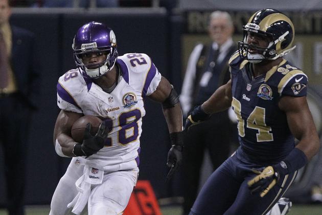 St. Louis Rams vs. Minnesota Vikings: Rams' Week 1 Game Preview