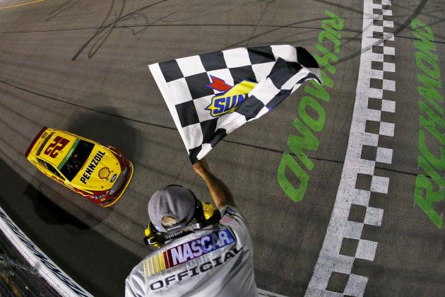 Burning Questions Ahead of NASCAR's 2014 Regular Season Finale at Richmond