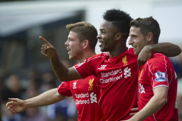 Liverpool vs. Aston Villa: How Reds Will Line Up in ...