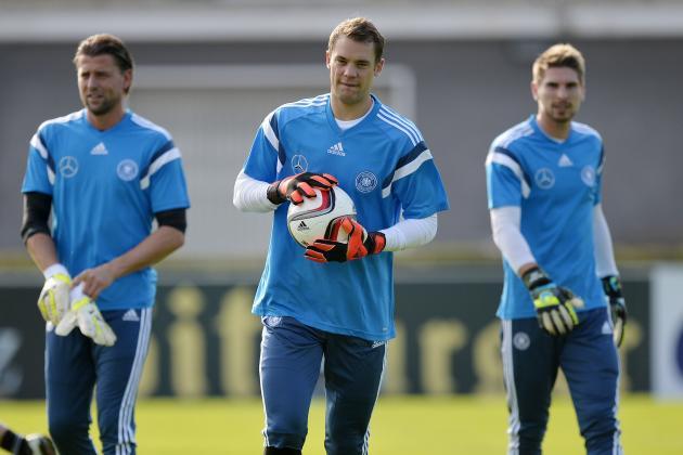 Ranking the Top 5 Bundesliga Goalkeepers