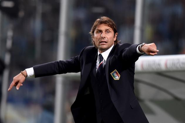 Analyzing Antonio Conte's First Two Months as Italy Coach