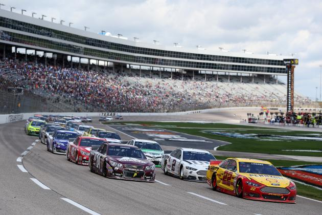 Nascar at texas 2014 complete preview and prediction for for Nascar race tickets texas motor speedway