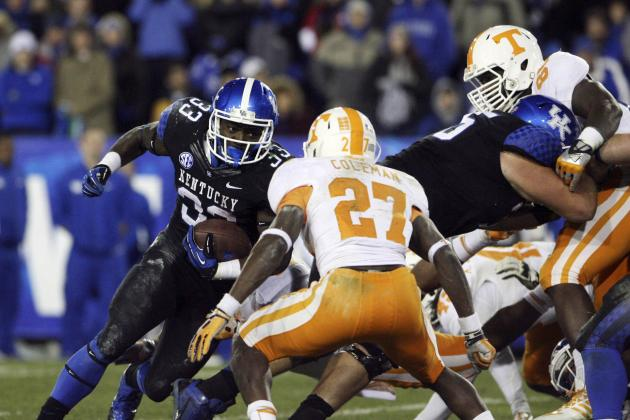 Kentucky at Tennessee