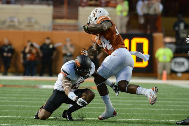 Texas at Oklahoma State