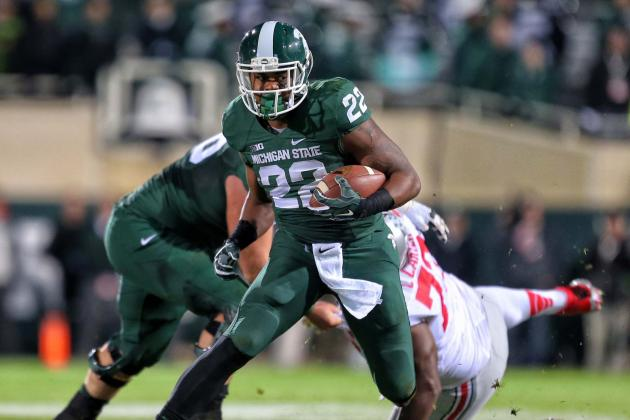 No. 12 Michigan State at Maryland