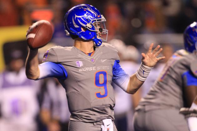 San Diego State at Boise State