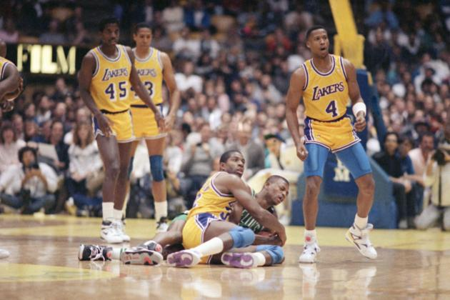 10 Best Historical Rivalries in the NBA