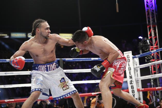 Keith Thurman vs. Leonard Bundu: Preview and Prediction for Welterweight Fight