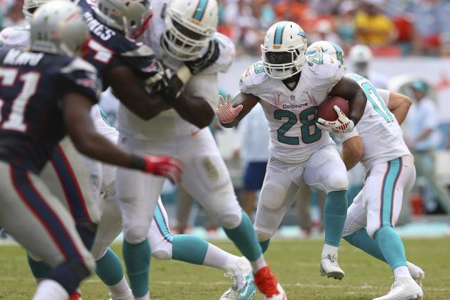 Davis Pick No. 1: Miami Dolphins (+9) over New England Patriots
