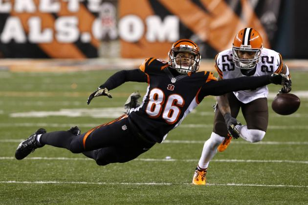 Glauser Pick No. 1: Cincinnati Bengals (+1) over Cleveland Browns