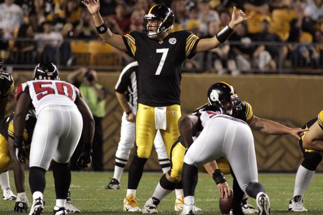 Glauser Pick No. 2: Pittsburgh Steelers/Atlanta Falcons Total: Under 55 Points