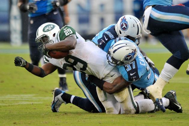 Davis Pick No. 3: Tennessee Titans (+3) over New York Jets
