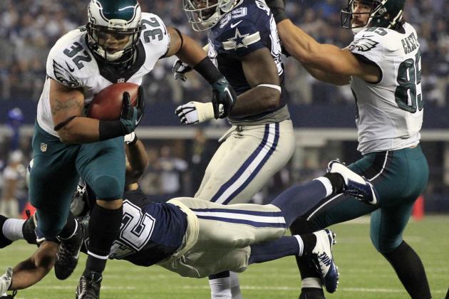 Glauser Pick No. 4: Philadelphia Eagles (-3) over Dallas Cowboys