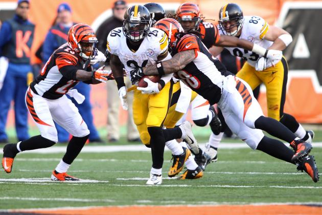 Bell Carries Pittsburgh's Offense