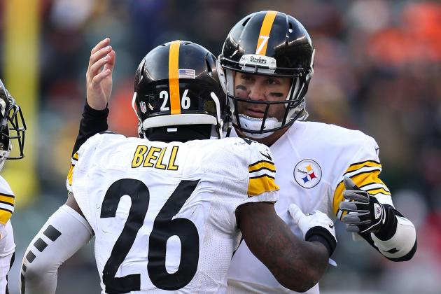 Explosive Quarter Leads Steelers to a Victory