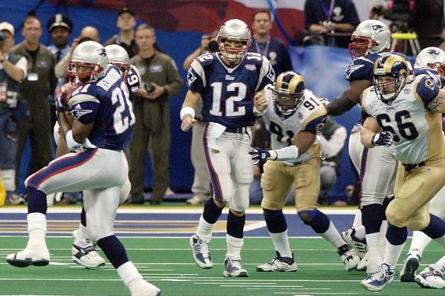 Kurt Warner Super Bowl 36