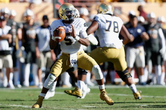 Pre-Spring Practice Record Predictions for Top 25 College Football Teams