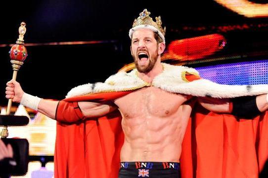 King Barrett podría regresar muy pronto