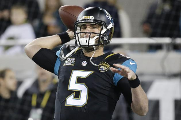 Breaking Down the Jacksonville Jaguars' Roster After the 2015 NFL ...