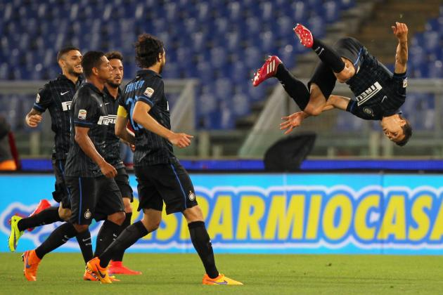 Serie A Team of Week 35: Parma's Mirante Stops Napoli, Ilicic Fires Fiorentina