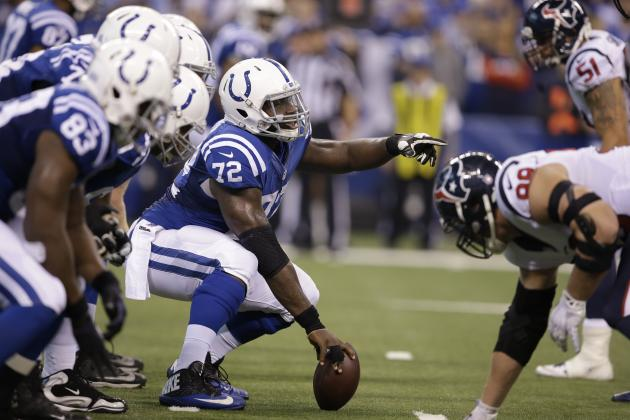 Projecting Indianapolis Colts' Most Heated Roster Battles This ...