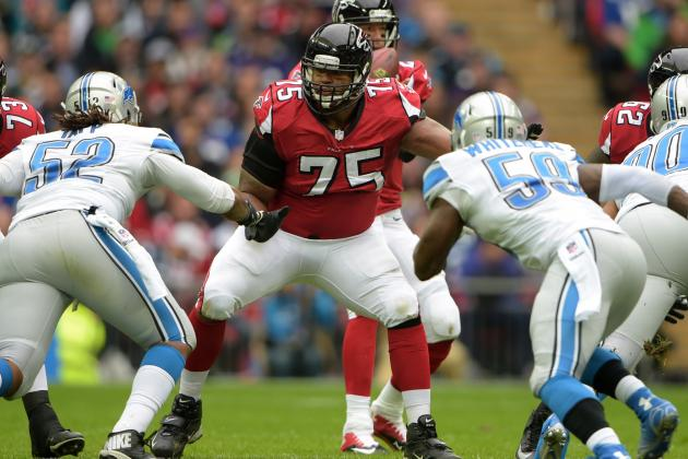 B/R NFL 1000: Ranking the Top 70 Guards from 2014 | Bleacher Report