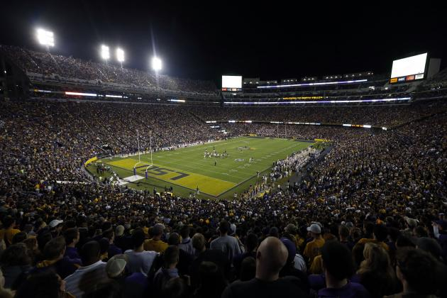 10 Toughest College Football Stadiums to Play In