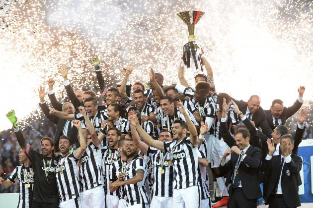 Serie A Team of Week 37: Buffon Blocks Napoli, El Shaarawy Surprises Torino