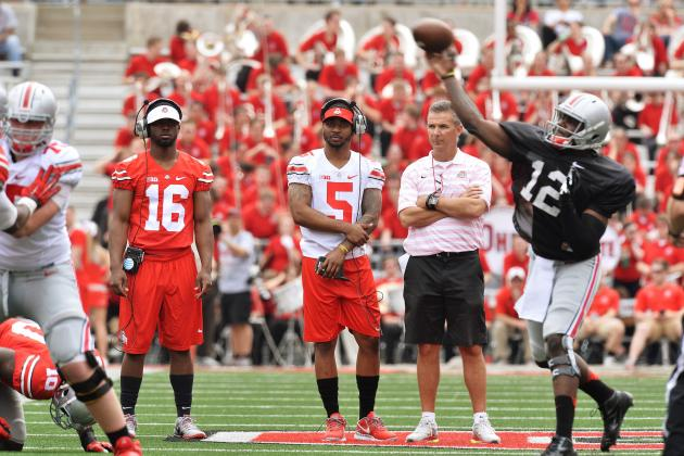 1. Ohio State Quarterbacks