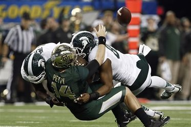 13. Michigan State Defensive Line