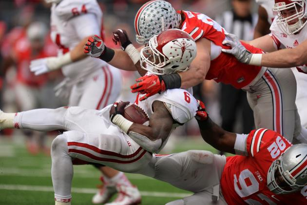 11. Ohio State Defensive Line