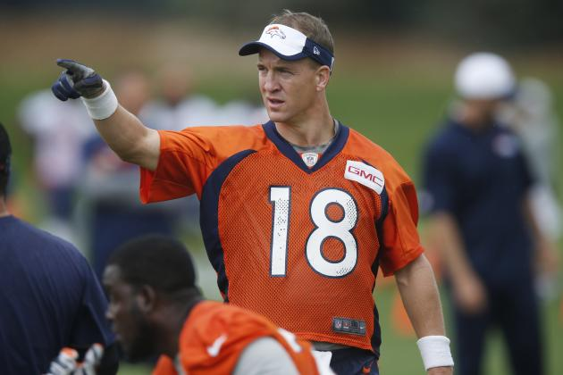 The 5 Biggest Issues Facing Denver Broncos with OTAs ...