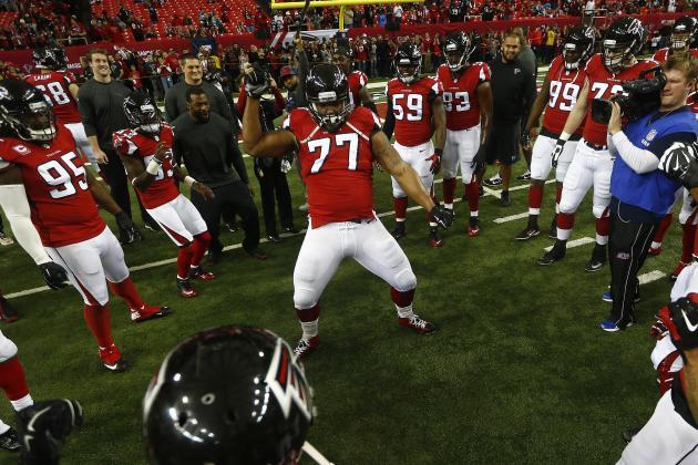 Jerseys NFL Sale - Atlanta Falcons Full Position Breakdown & Depth Chart Analysis at ...