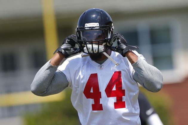 Nike NFL Mens Jerseys - Atlanta Falcons: Full Position Breakdown and Depth Chart Analysis ...