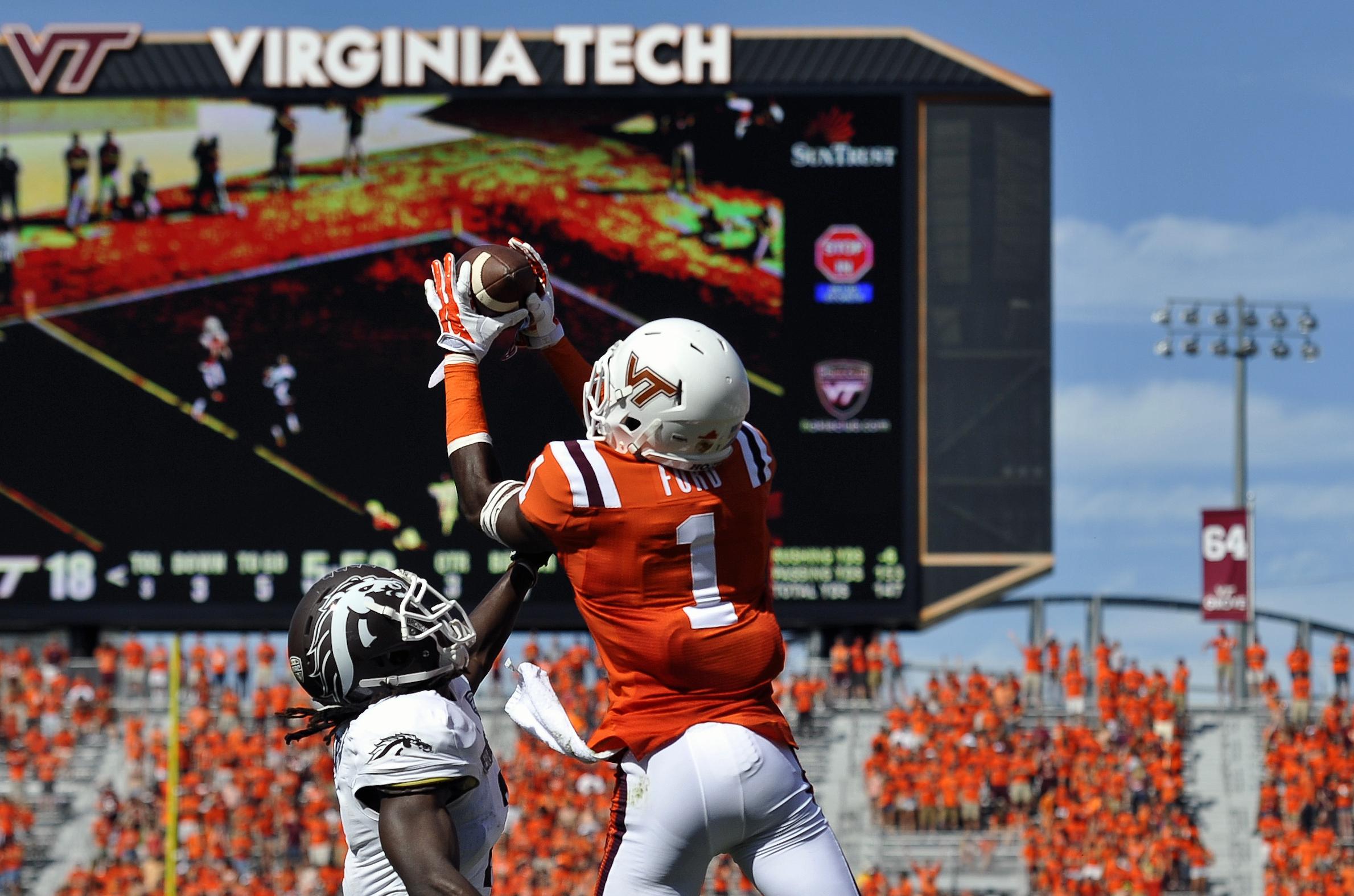 virginia tech football - photo #41